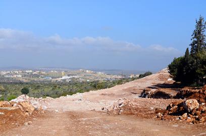 """""""יהודה ושומרון הם ערש המולדת של העם היהודי"""" (צילום: גור דותן)"""