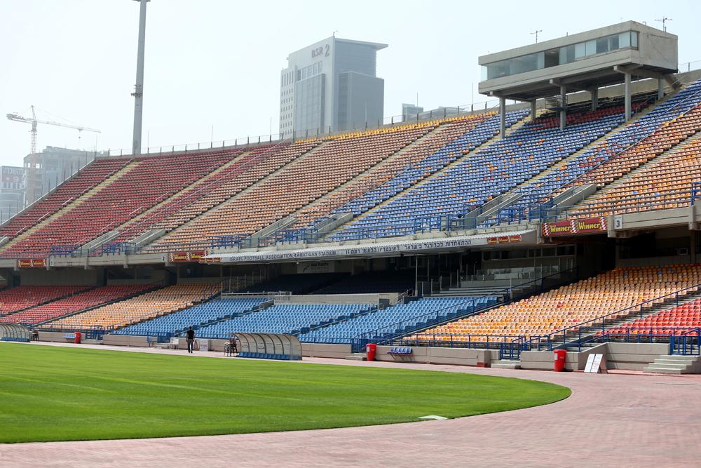 איצטדיון רמת גן (צילום: אורן אהרוני) (צילום: אורן אהרוני)