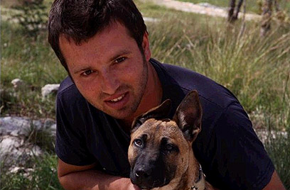 Sergeant Major Michael Michaelvich who died during the 2013 Tel Aviv Marathon