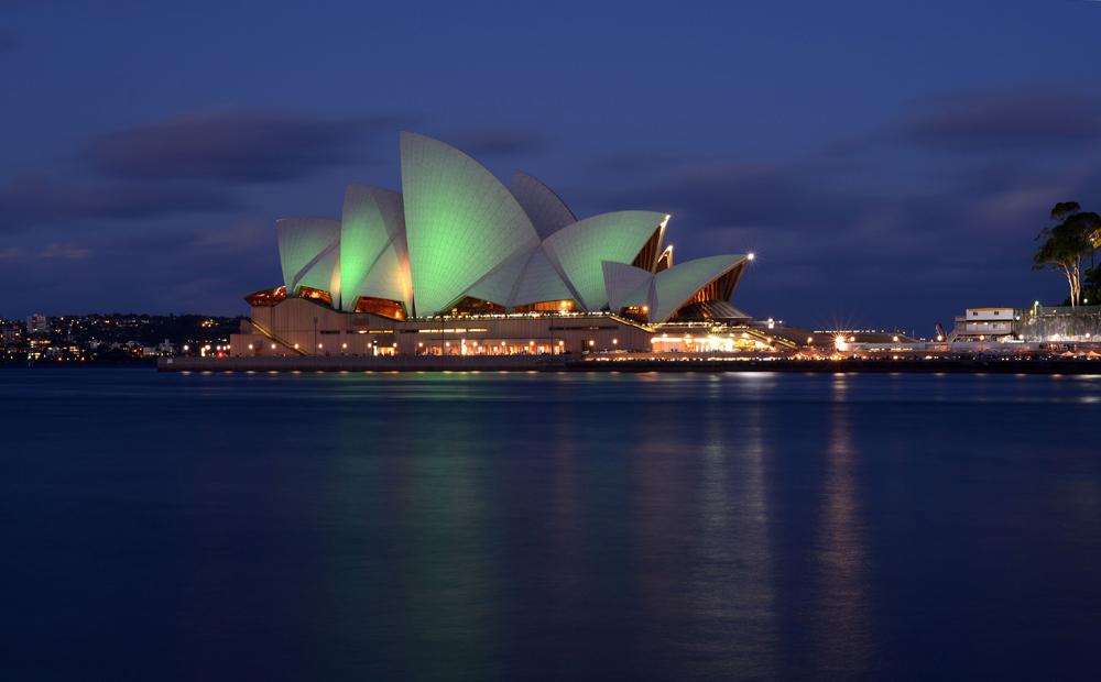 סידני. שכר התחלתי למתכנת - 85 אלף דולר אוסטרלי בשנה (צילום: AFP) (צילום: AFP)