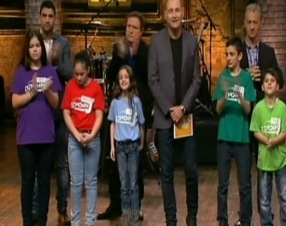 בית ספר למוזיקה 2. חגיגה עצובה (צילום: ערוץ 2) (צילום: ערוץ 2)