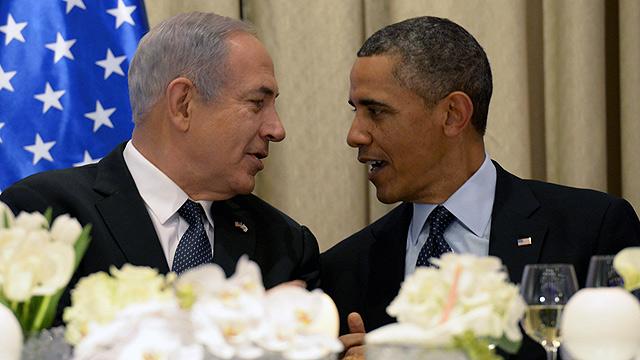 Obama and Netanyahu in Israel (Photo: Avi Ohayon, GPO)
