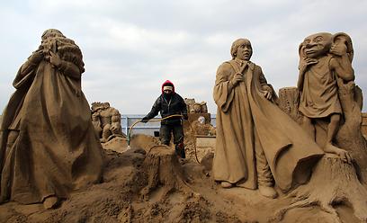 דמויות מסרטי הארי פוטר (צילום: Gettyimages) (צילום: Gettyimages)