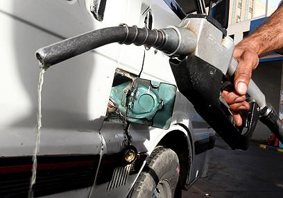 תחנות הדלק מזהמות את הקרקע (צילום: רויטרס)