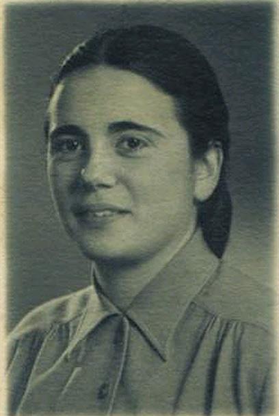 הראל בצעירותה (באדיבות מוזיאון הנשים בחיפה) (באדיבות מוזיאון הנשים בחיפה)