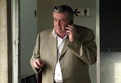 אמנון דנקנר. חצה את הקווים מהדוברות לעיתונות (צילום: יריב כץ) (צילום: יריב כץ)