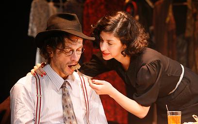 תיאטרון גשר: שונאים סיפור אהבה (צילום: אייל לנדסמן) (צילום: אייל לנדסמן)