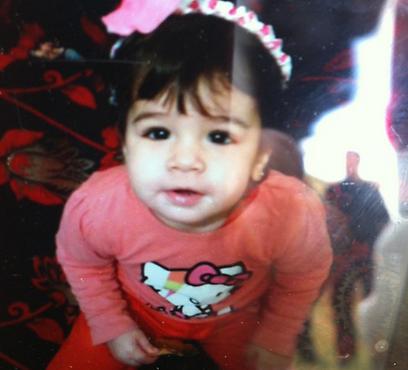 נדרסה למוות בחצר ביתה. ליאן ח'אסקיה (צילום: אתר אלערב ) (צילום: אתר אלערב )