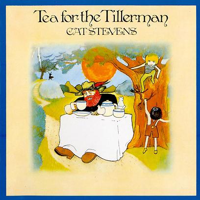 """רצה להיות קריקטוריסט. """"Tea for The Tillerman"""" של קט סטיבנס"""