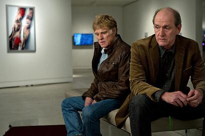 ריצ'רד ג'נקינס ורוברט רדפורד. מתקדמים לאט