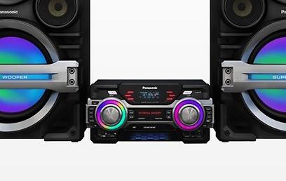 עם מגוון אפקטים, אפשר לשחק ב-DJ ()