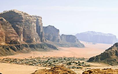 הכפר ראם מפסגת ג'בל ראם (צילומים: ינון שבטיאל, טבע הדברים) (צילום: ינון שבטיאל, טבע הדברים) (צילום: ינון שבטיאל, טבע הדברים)