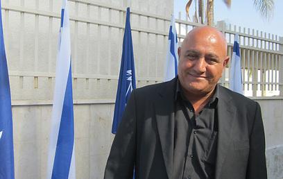 ראש העירייה דוד בוסקילה (צילום: שירלי סיידלר)