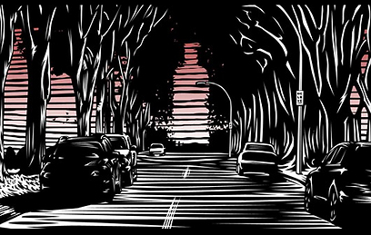 """בהשראת שדרות נורדאו, ח""""ן ורוטשילד. אבסולוט תל אביב (עיצוב: ניר פלד (פלפלד)) (עיצוב: ניר פלד (פלפלד))"""
