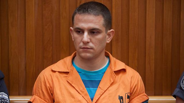 מור. פגע, הרג והפקיר רוכב אופניים וקיבל 12 שנות מאסר (צילום: אוהד צויגנברג) (צילום: אוהד צויגנברג)
