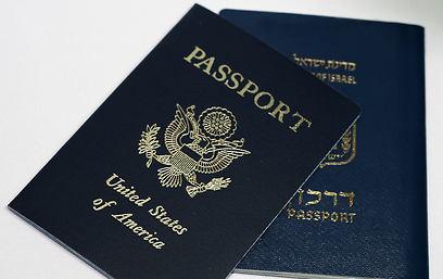 Israeli, US passports. Illustration (Photo: Shutterstock) (Photo: Shutterstock)
