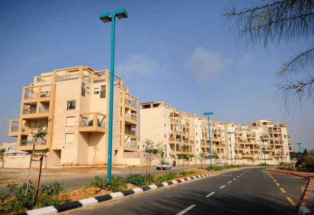 שכונת מצליח ברמלה. 2,500 יחידות דיור חדשות (צילום: אבי רוקח) (צילום: אבי רוקח)