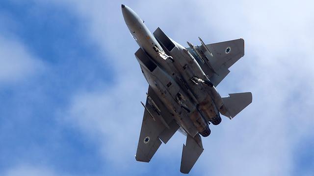 מהפכה בתחזוקת המטוסים בחיל האוויר. ארכיון  (צילום: EPA) (צילום: EPA)