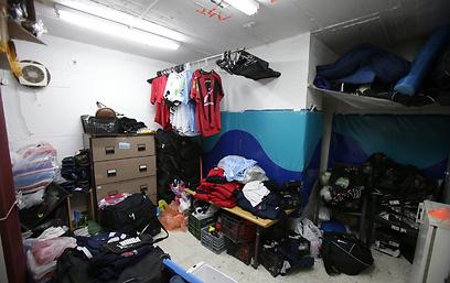חדר האפסנאות. סליחה, חדרון (צילום: אלכס קולומויסקי) (צילום: אלכס קולומויסקי)