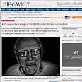 Photo: Die Welt website