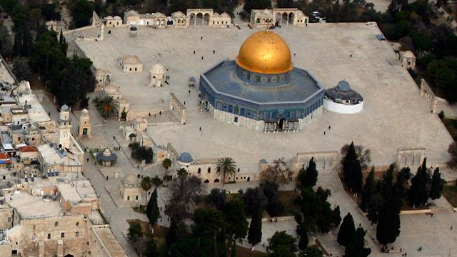 שיא מאז קום המדינה. ירושלים (צילום: lowshot.com)