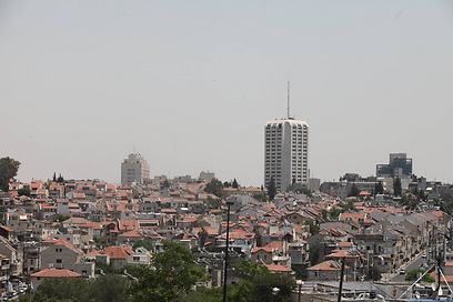 ירושלים. בשכונות היוקרה מוכרים הכי מהר (צילום: גיל יוחנן)