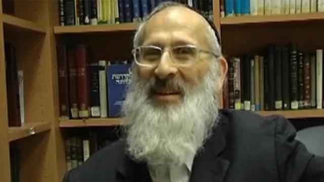 הרב שלמה אבינר (צילום: אורות)