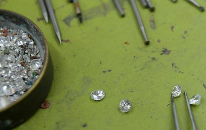 ג'קסון. שיבוץ יהלומים (צילום: ירון ברנר) (צילום: ירון ברנר)