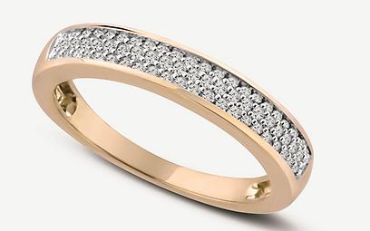אימפרס. טבעת אירוסין 1,899 שקל (צילום: צפריר קאשי) (צילום: צפריר קאשי)