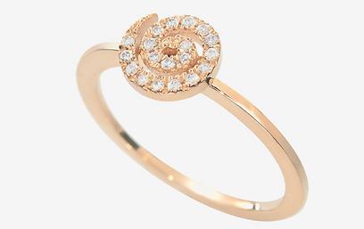 אימפרס. טבעת אירוסין 1,699 שקל (צילום: צפריר קאשי) (צילום: צפריר קאשי)
