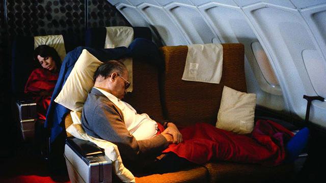 """בגין בטיסה בינלאומית. """"איש מוכשר"""" (צילום: דוד רובינגר) (צילום: דוד רובינגר)"""