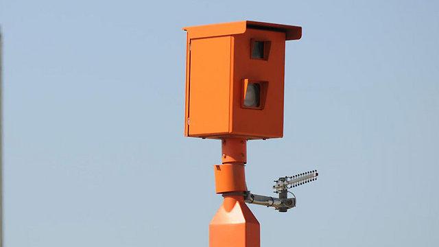 מצלמת מהירות (צילום: ירון ברנר) (צילום: ירון ברנר)
