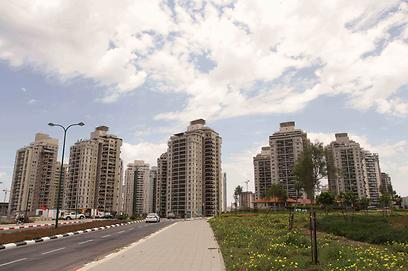 שכונת עיר ימים. הדירות היקרות ביותר (צילום: עידו ארז) (צילום: עידו ארז)