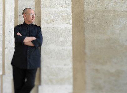 מונטנרי. מעניק פלטפורמה מרכזית ליצירותיו (צילום: Luc Jennepin) (צילום: Luc Jennepin)