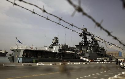 הנשק הרוסי ממשיך לזרום לתוך סוריה (צילום: AFP) (צילום: AFP)