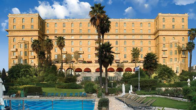 מלון המלך דוד בירושלים (צילום: יורם אשהיים) (צילום: יורם אשהיים)