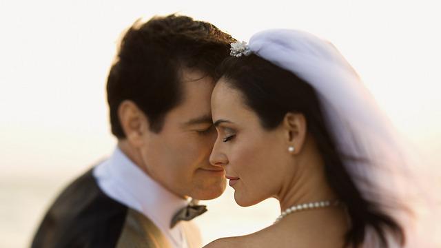 אילוסטרציה. הרב אמר לה שלא מדובר בחתונה רשמית (צילום: shutterstock) (צילום: shutterstock)