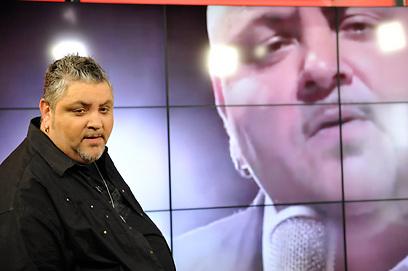 ארקדי דוכין באולפן ynet. שוברים את הקרח (צילום: בני דויטש) (צילום: בני דויטש)