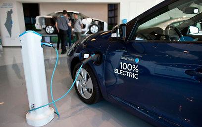 מכוניות חשמליות: יישרדו את פירוקה של בטר פלייס (צילום: רויטרס) (צילום: רויטרס)