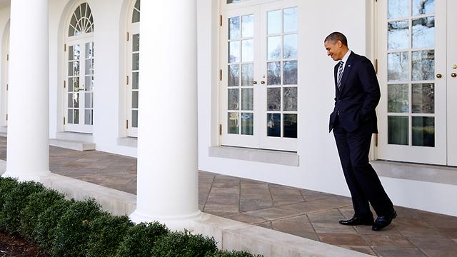 """גם ארה""""ב עושה שימוש בכלי כלכליים נגד ישראל. אובמה (צילום: פיט סוזה, הבית הלבן)"""