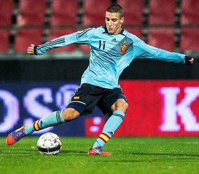 כריסטיאן טיו. כבש 8 שערים העונה במדי ברצלונה (צילום: gettyimages)