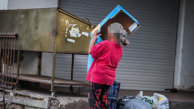 העוני בקרב משפחות עם שני מפרנסים: 5% (אילוסטרציה) (צילום: אבישג שאר-ישוב)