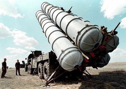 No surprise. S-300 missile launchers (Photo: EPA)