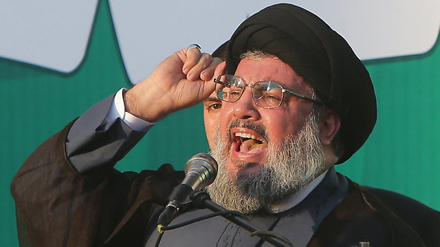 Hezbollah chief Hassan Nasrallah seeks to retalite (Photo: AF:P)