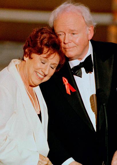 ג'ין סטייפלטון וקרול או'קונור ב-1996 (צילום: רויטרס) (צילום: רויטרס)