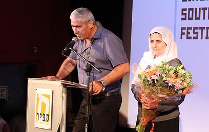 הסרט הדרוזי הראשון. ערבאני (צילום: דורון גרינוולג) (צילום: דורון גרינוולג)