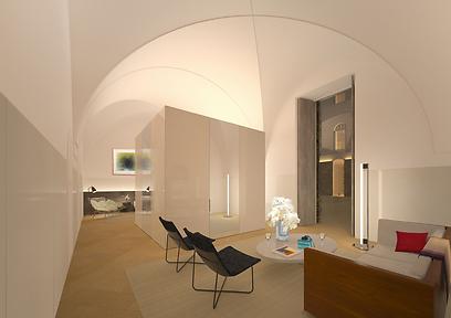 כך ייראו דירות המגורים החדשות. 6.4 מיליון שקל - ואתם מסודרים (צילום: Felix Montesquiou) (צילום: Felix Montesquiou)