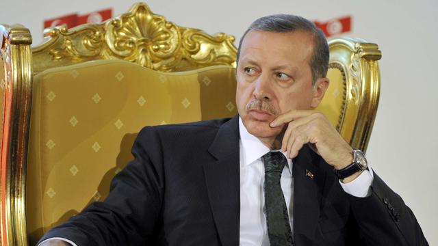 Turkish PM Erdogan (Photo: AFP)
