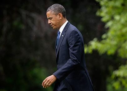יעלה בשיחות את סוגיית טיבט הנפיצה? אובמה (צילום: AP) (צילום: AP)