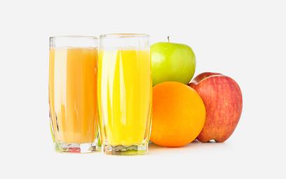 ותרו על המיץ - איכלו את הפירות (צילום: shutterstock) (צילום: shutterstock)